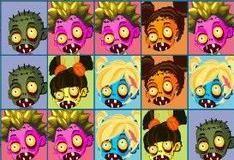 Игра Линии с зомби