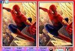 Играть бесплатно в Отличия с человеком пауком