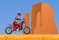 Игра Рейнджеры: мототрюки