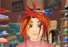 Игра Настоящая парикмахерская