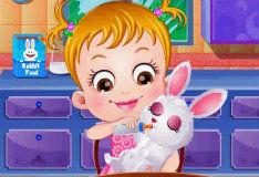 Игра Маленький кролик