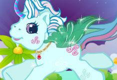 Игра Моя прекрасная пони