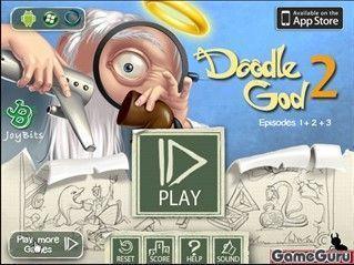 Игра Doodle God 2