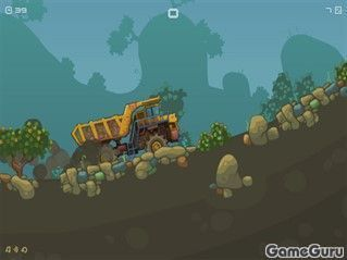 Игра Mining Truck