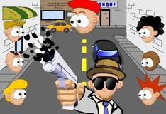 GTA полиция