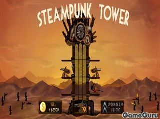 Steampunk Tower