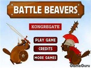 Игра Battle Beavers