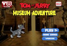 Том и Джерри в музее