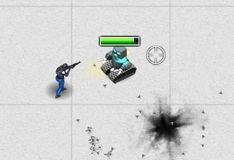 Игра Возвращение на фабрику роботов-убийц