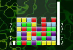 Игра Радужный блок