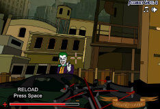 Игра Бэтмен спасает Готэм