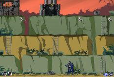 Игра Горилла Гродд: опасности на каждом шагу