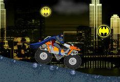 Игра Бэтмен: супергрузовик