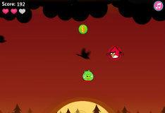 Игра Сумасшедшие злые птички