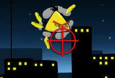 Игра Охота на злых птичек