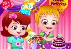 Игра Вечеринка девочке в честь дня рождения
