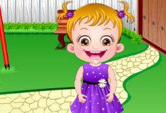 Игра Для девочек: малышка Хейзел