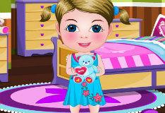 Игра Малышка Хана и день святого валентина
