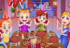 Игра Новогодняя вечеринка
