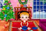 Малышка Хейзел: канун рождества