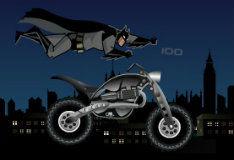 Игра Бэтмен: трюки на мотобайке