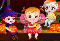 Игра Хэллоуин вечеринка для девочек
