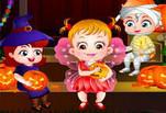 Играть бесплатно в Хэллоуин вечеринка для девочек