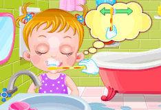 Игра Время чистить зубы