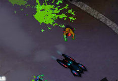 Бэтмен против зомби