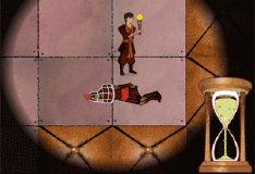 Игра Освобождение пленников из тюрьмы Бойлинг Рок