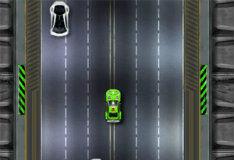 Игра Бен 10: дорожное безумие