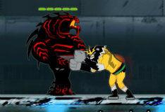 Игра Бен 10: битва с Мэлвейром