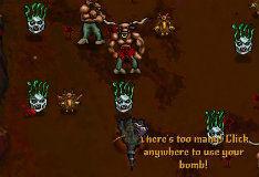 Игра Цербер: лорд подземелья