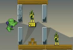 Игра Разрушители бункеров
