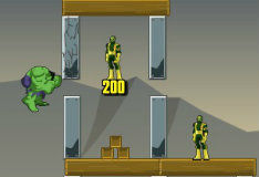 Разрушители бункеров