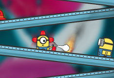 Игра Гадкий я: миньон-пожарный