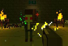 Игра Майнкрафт: побег из подземелья