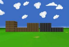 Игра Майнкрафт: строй, уничтожай, а затем снова строй