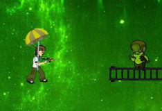 Игра Бен 10: инопланетное вторжение