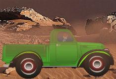 Игра Бен 10: гонка в пустыне