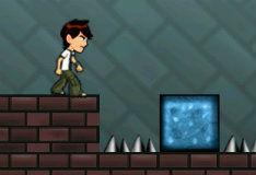 Игра Бен 10 в замке Виктора