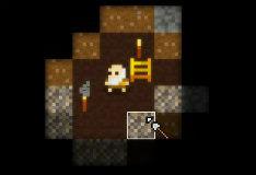 Игра Майнкрафт: замурованный в пещере 2