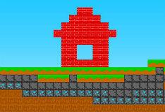 Игра Майнкрафт: построй свой собственный мир