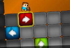 Игра на ловкость Майнкрафт: Скоростной шахтёр 3
