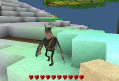 Игра Майнкрафт: история блоков