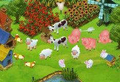 Игра Farm Heroes Saga