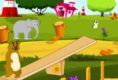 Игра Побег животных
