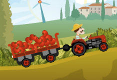 Игра Фермерский экспресс