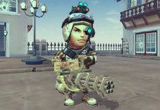 Игра Битва мини-солдатиков