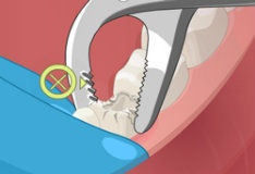 Игра Даша лечит зубы